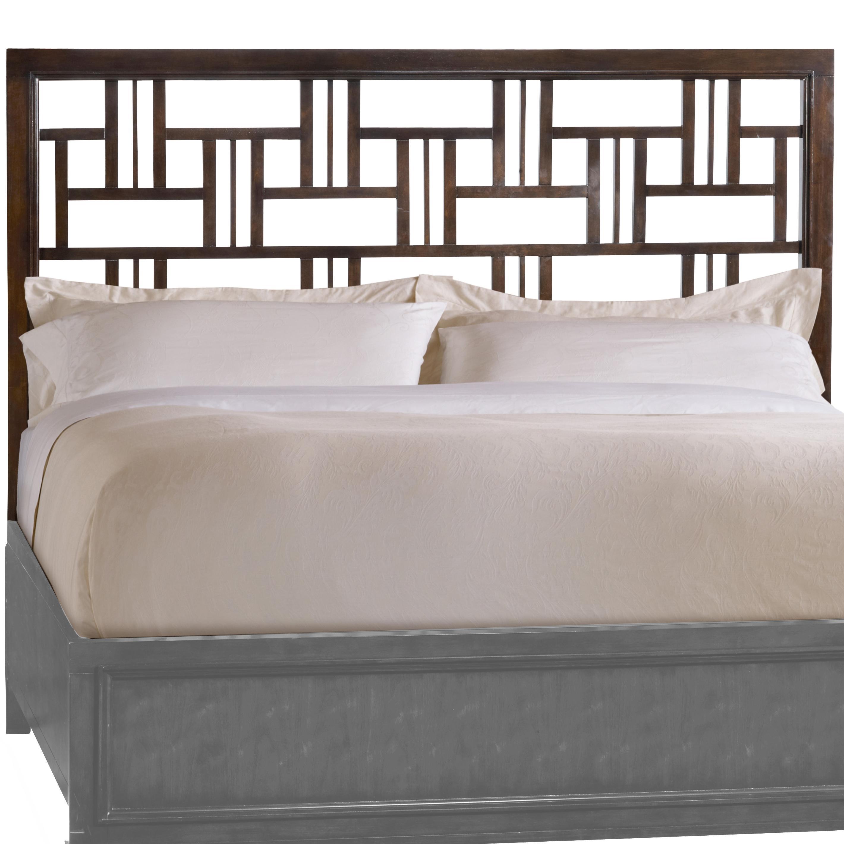 Hooker Furniture Ludlow Queen Fretwork Headboard - Item Number: 1030-91251
