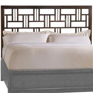 Hooker Furniture Ludlow Queen Fretwork Headboard