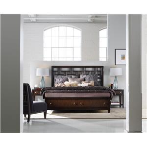 Hooker Furniture Ludlow Bedroom Group