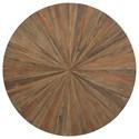 "Hooker Furniture L'Usine 54"" Dining Table - Item Number: 5950-75203-MWD"