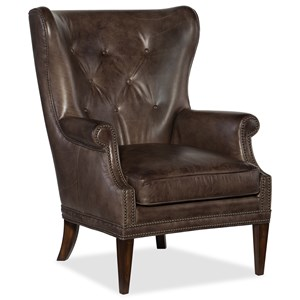 Wing Club Chair