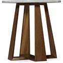 Hooker Furniture Melange End Table - Item Number: 638-50427-00