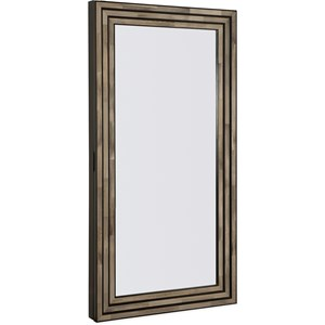 Venice Floor Mirror w/Jewelry Storage