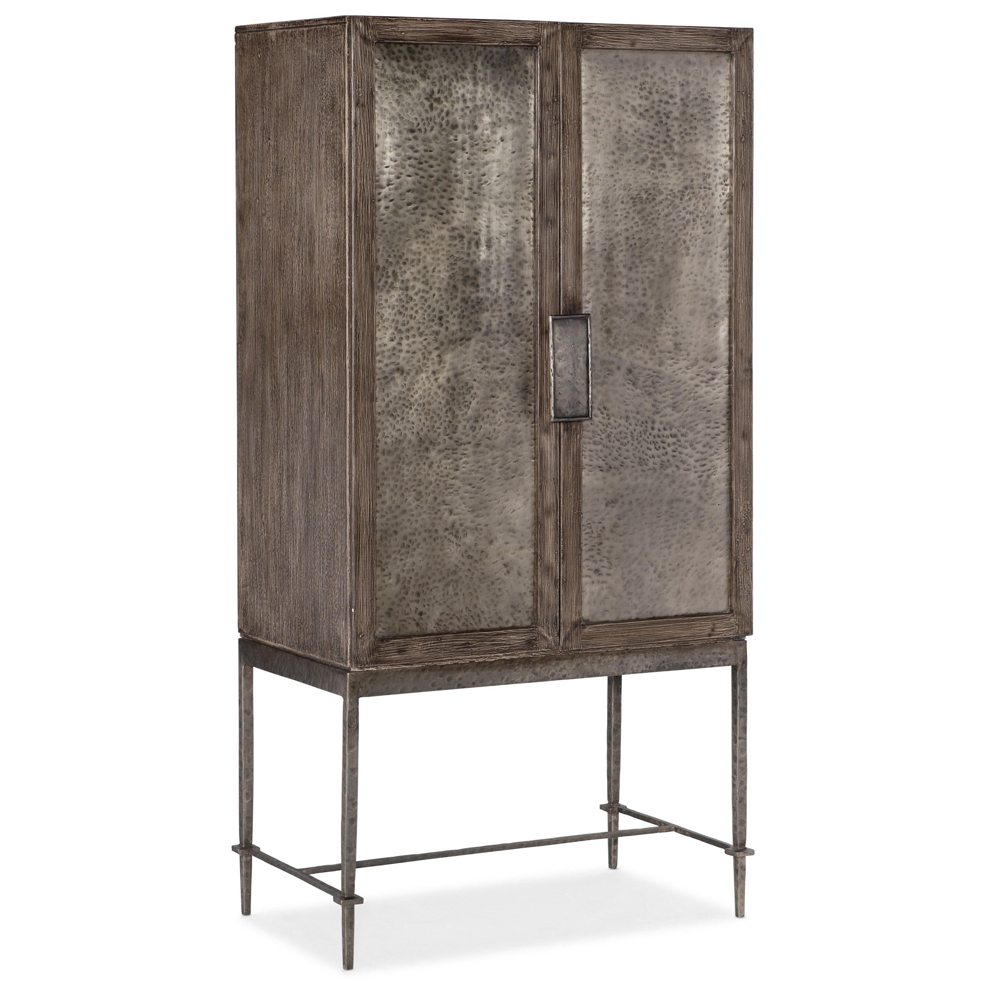 Melange Arlette Accent Cabinet by Hooker Furniture at Stoney Creek Furniture
