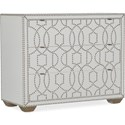 Hooker Furniture Melange Accent Chest - Item Number: 638-85467-02