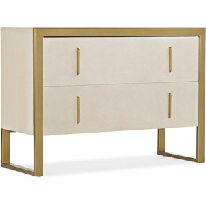 Aria Two-Drawer Chest
