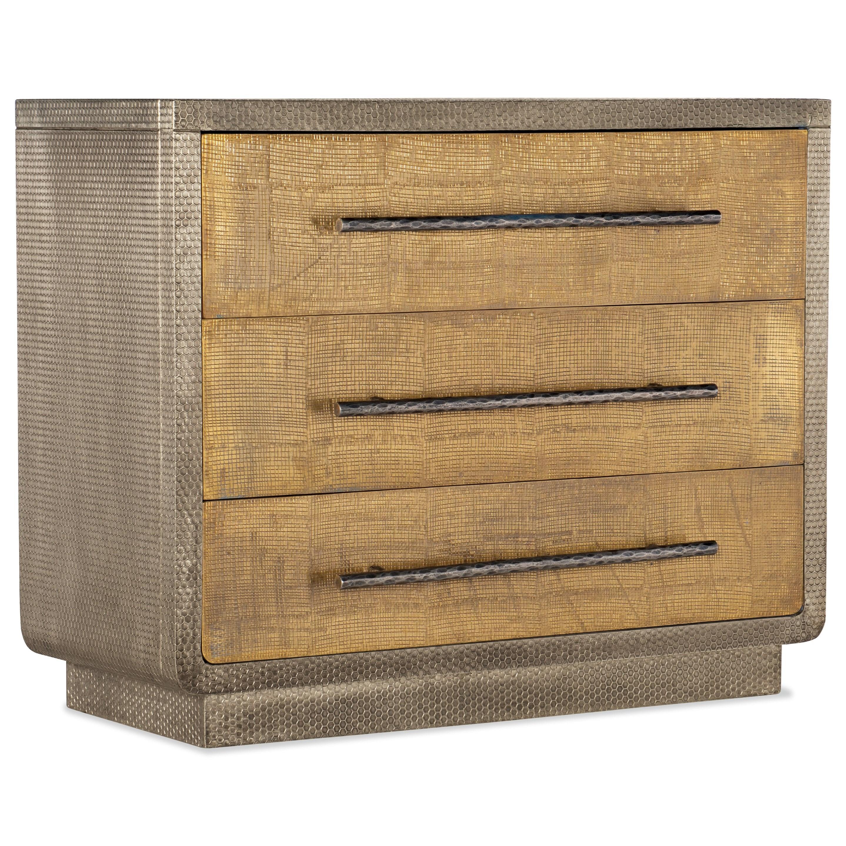 Melange Bristol Accent Chest by Hooker Furniture at Stoney Creek Furniture