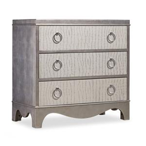 Hooker Furniture Mélange silver chest