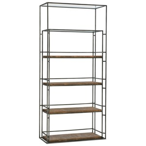 Hooker Furniture Mélange Griffin Bookcase