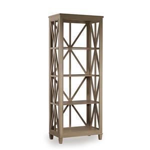 Hooker Furniture Mélange Holden Etagére Bookcase