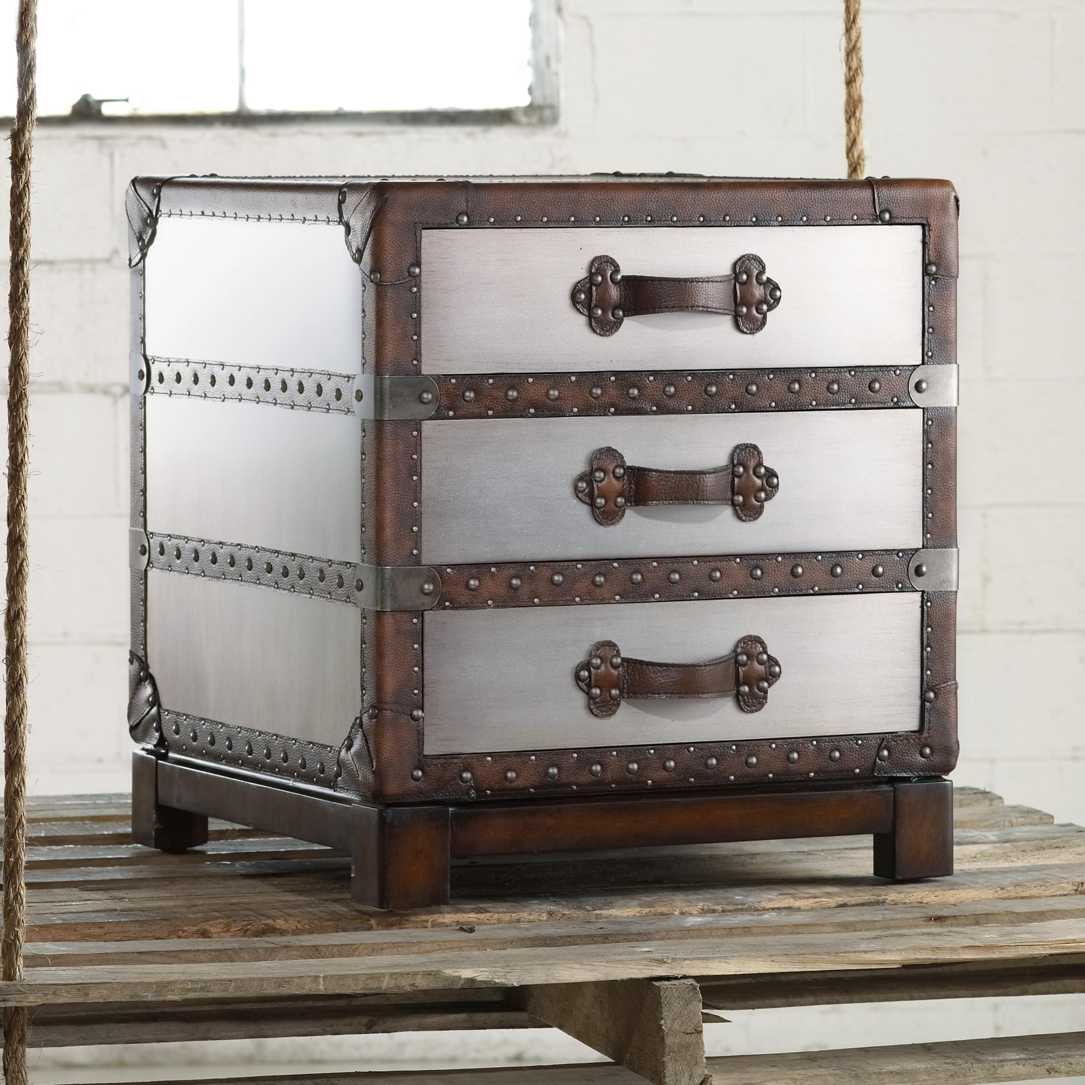 Hooker Furniture Mélange Bondurant Accent Chest - Item Number: 638-50025