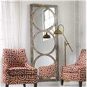 Hooker Furniture Mélange Encircled Floor Mirror