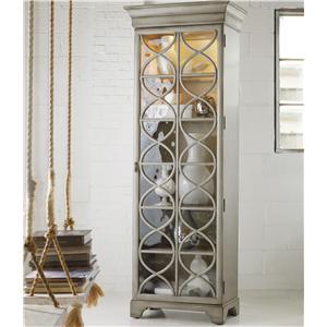 Hooker Furniture Mélange Celeste Display Cabinet