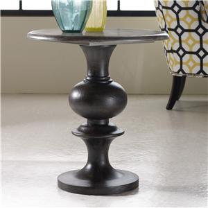 Hooker Furniture Mélange Hadley Pedestal Table