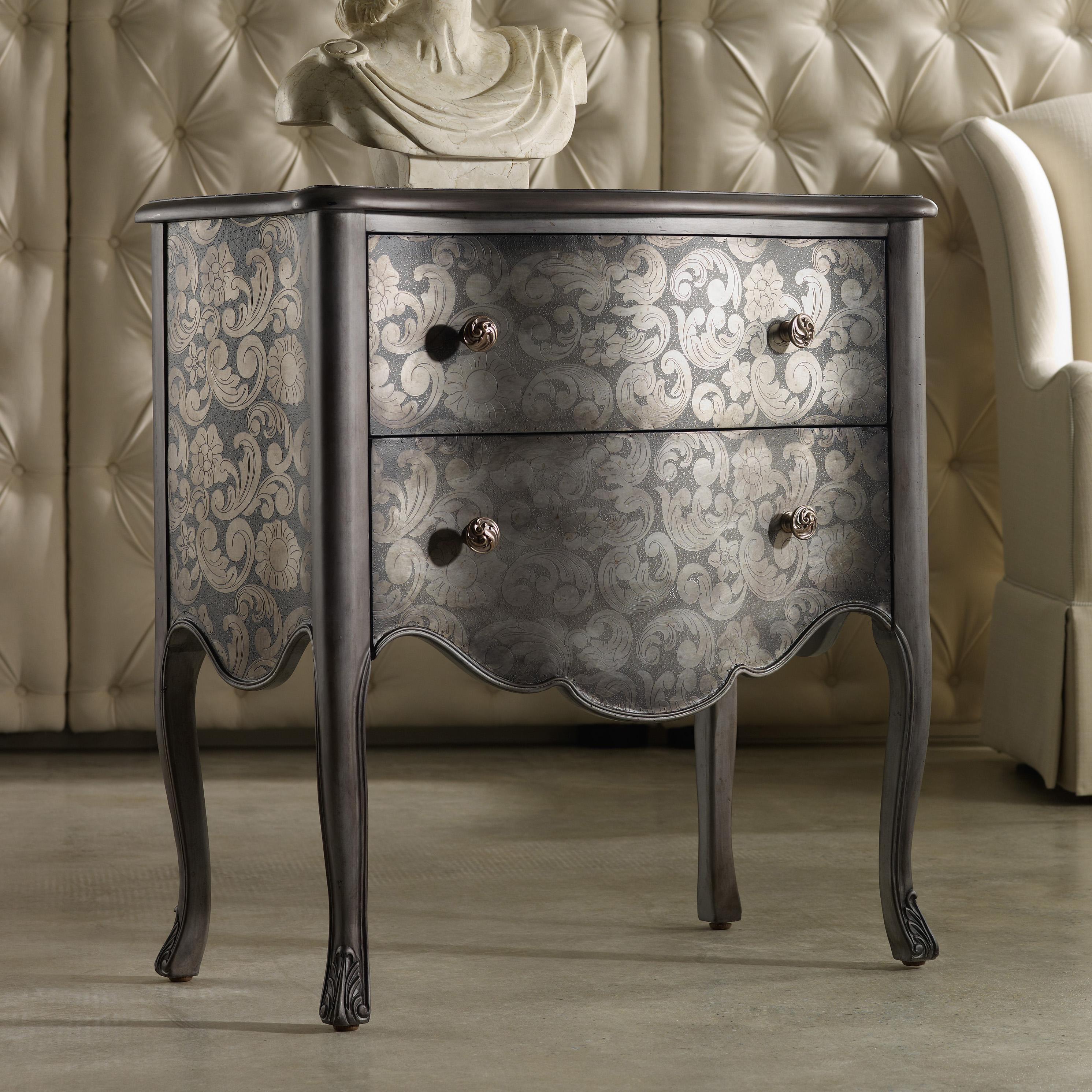 Hooker Furniture Mélange Charisma Chest - Item Number: 638-50069