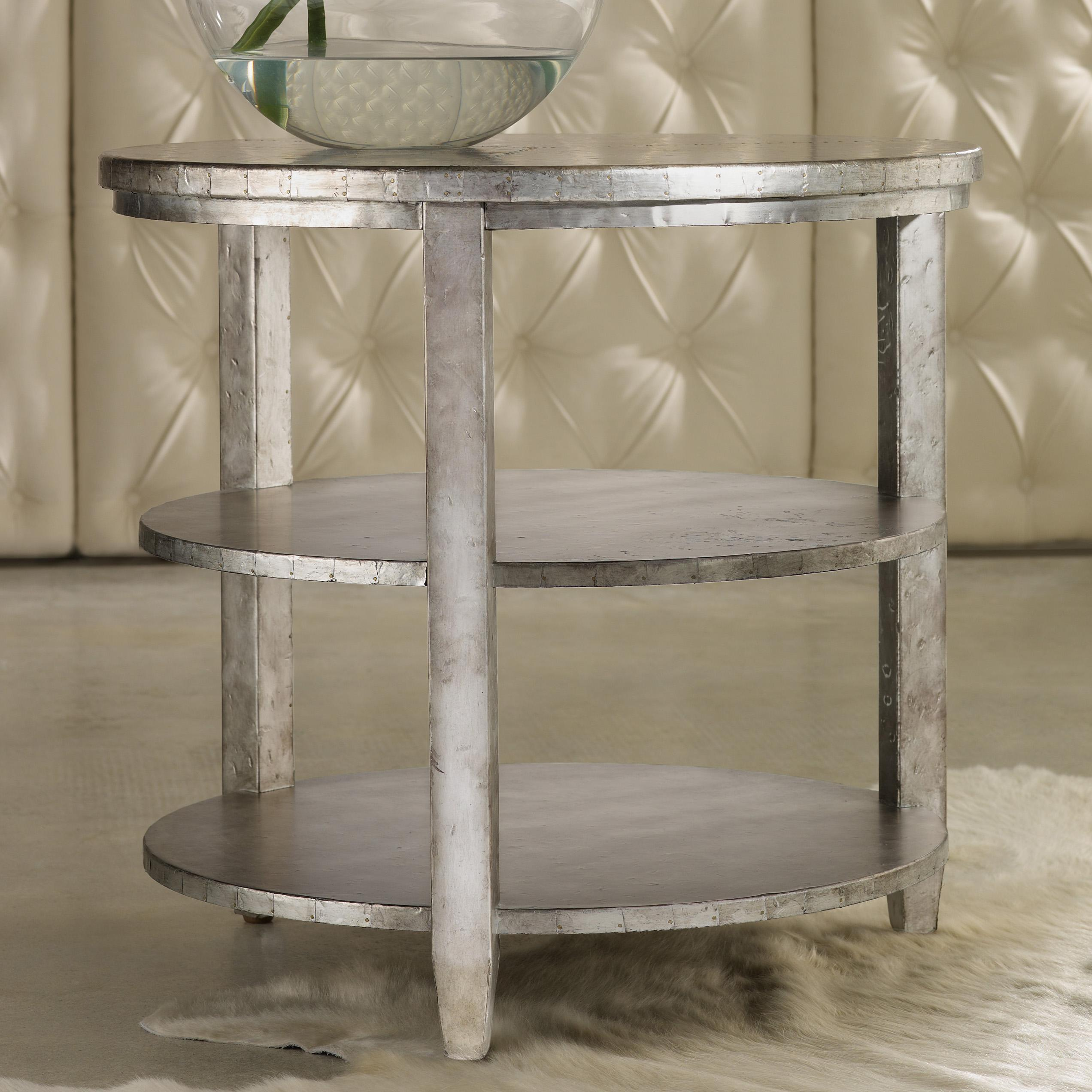 Hooker Furniture Mélange Maverick Table - Item Number: 638-50071