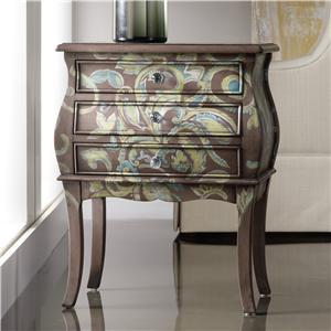 Hooker Furniture Mélange Paisley Accent Chest