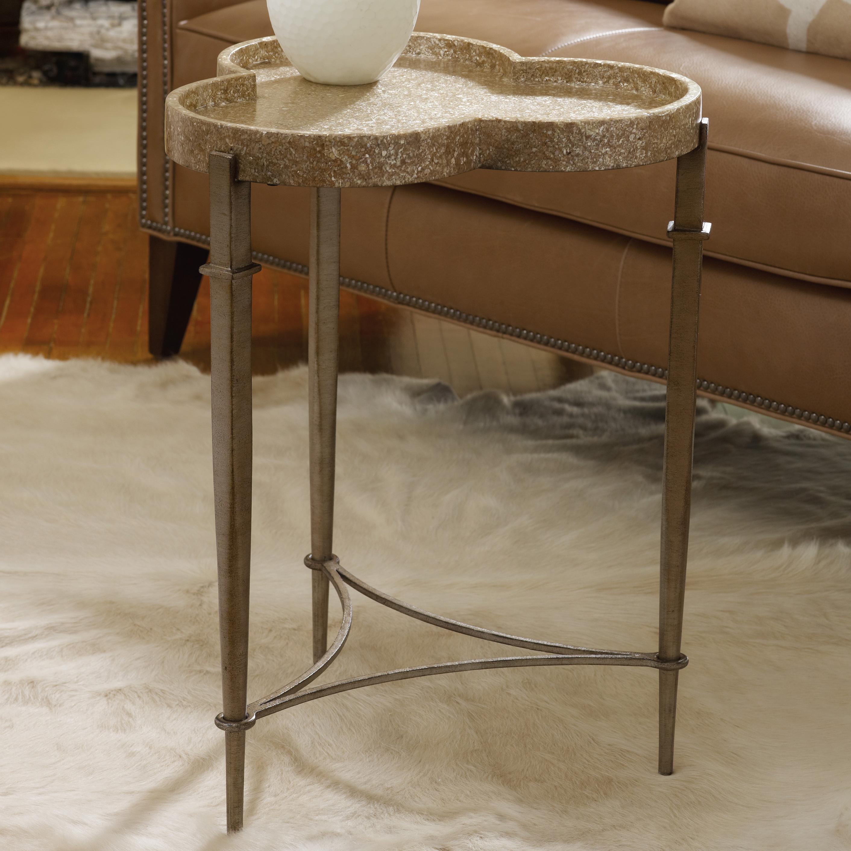 Hooker Furniture Mélange Clover Accent Table - Item Number: 638-50085