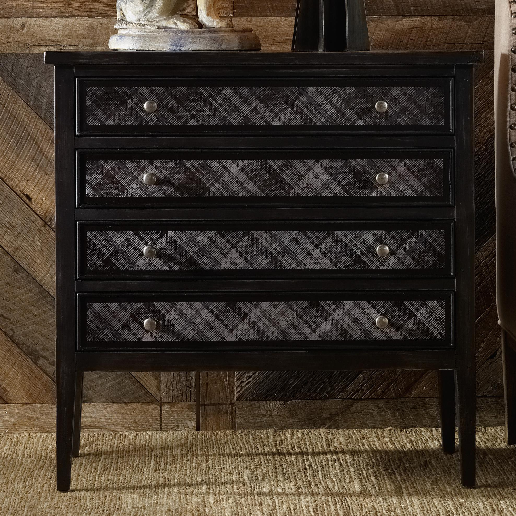 Mélange Beckett Accent Chest by Hooker Furniture at Stoney Creek Furniture