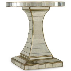 Hooker Furniture Mélange Looking Glass Accent Table