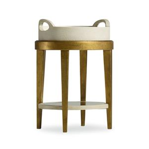 Hooker Furniture Mélange Gilded Accent Table