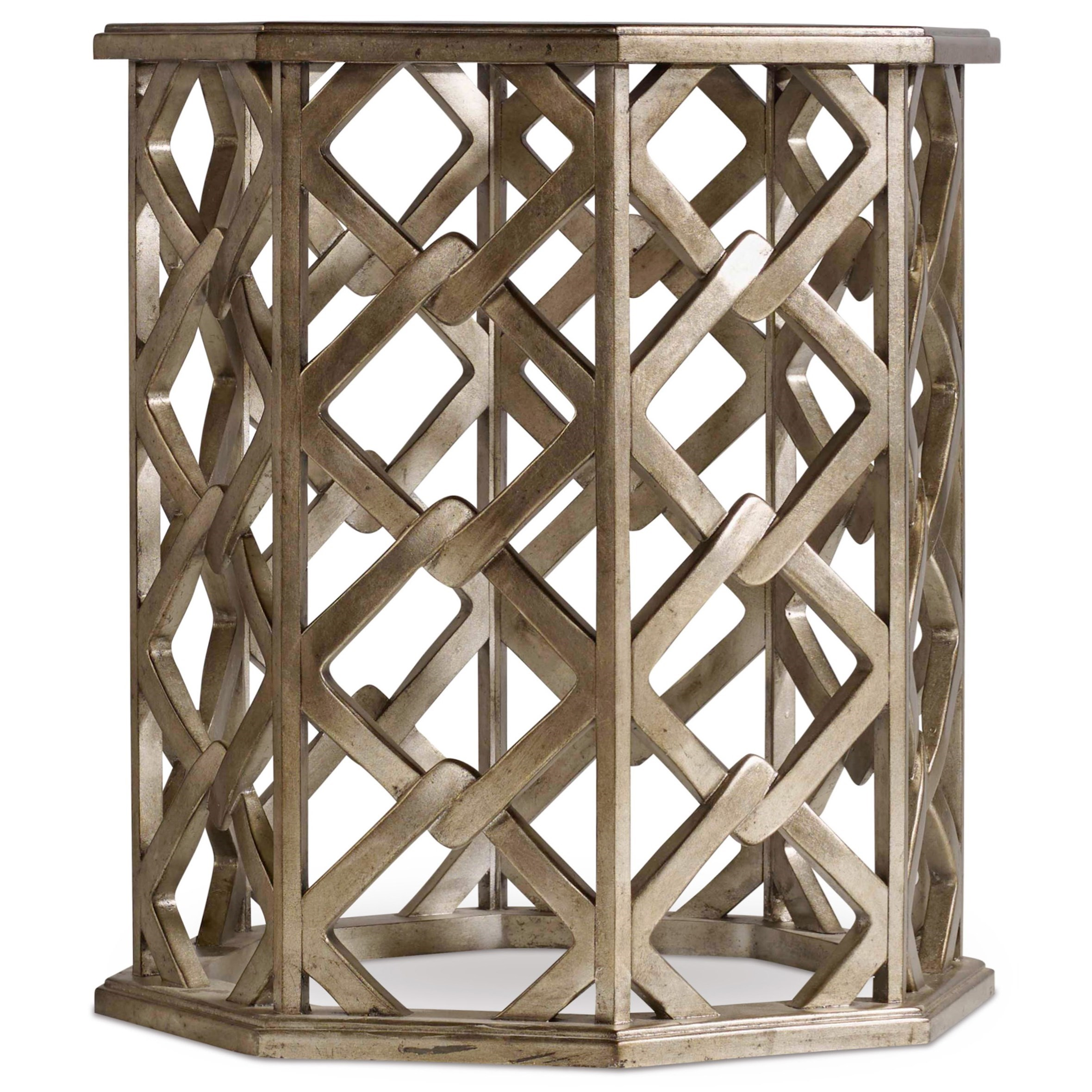 Hooker Furniture Mélange Nico End Table - Item Number: 638-50271