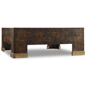 Hooker Furniture Mélange Enzo Cocktail Table