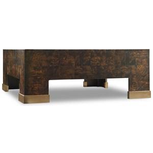 Hooker Furniture Mélange Enzo Cocktail Table