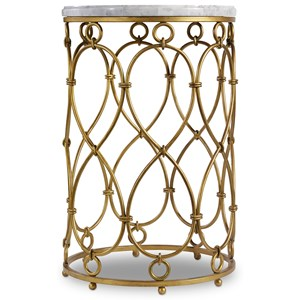 Hooker Furniture Mélange Spencer Accent Table