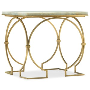 Hooker Furniture Mélange Franz End Table