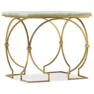 Hooker Furniture Mélange Franz End Table