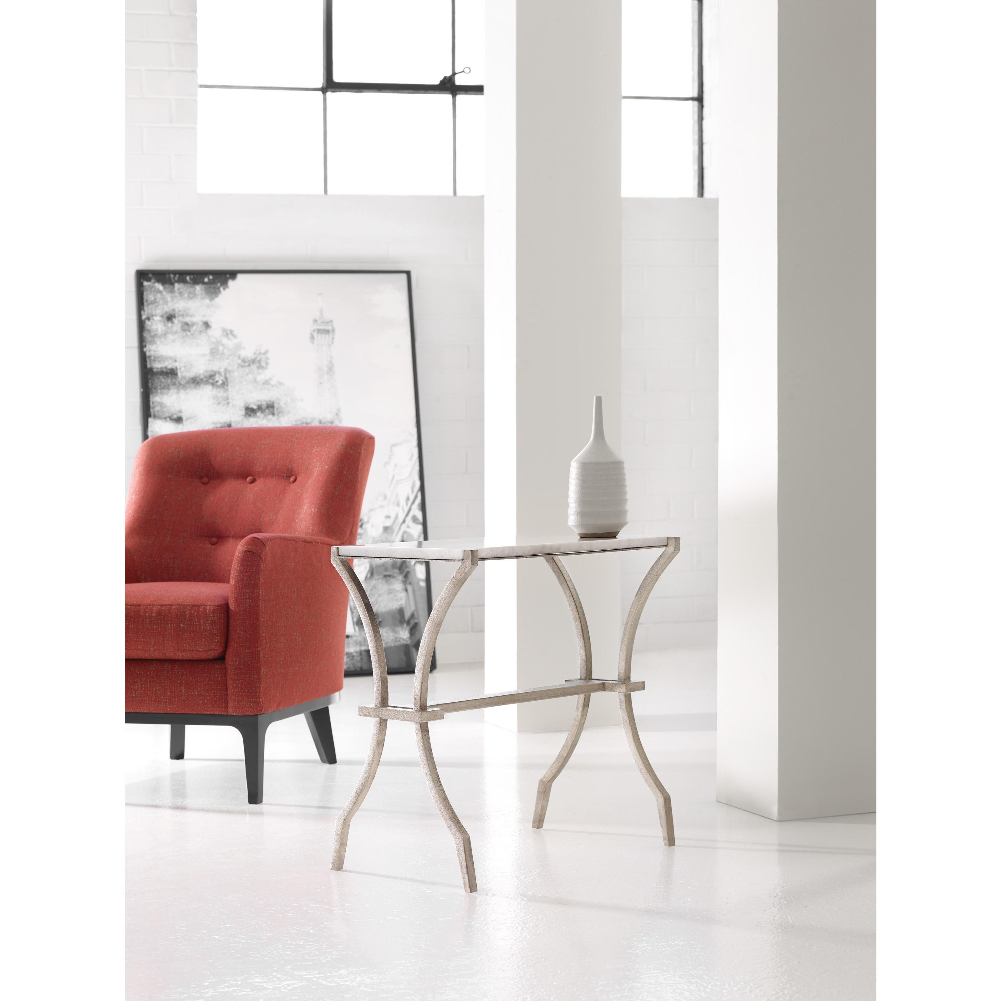 Hooker Furniture Mlange Cara Accent Table Baers