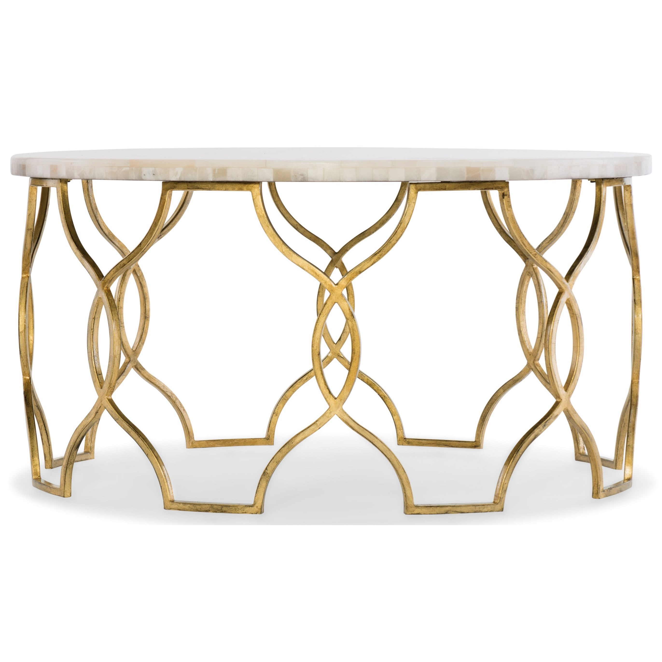 Mélange Corrina Cocktail Table by Hooker Furniture at Stoney Creek Furniture