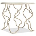 Hooker Furniture Melange Nia End Table - Item Number: 638-50396-MULTI