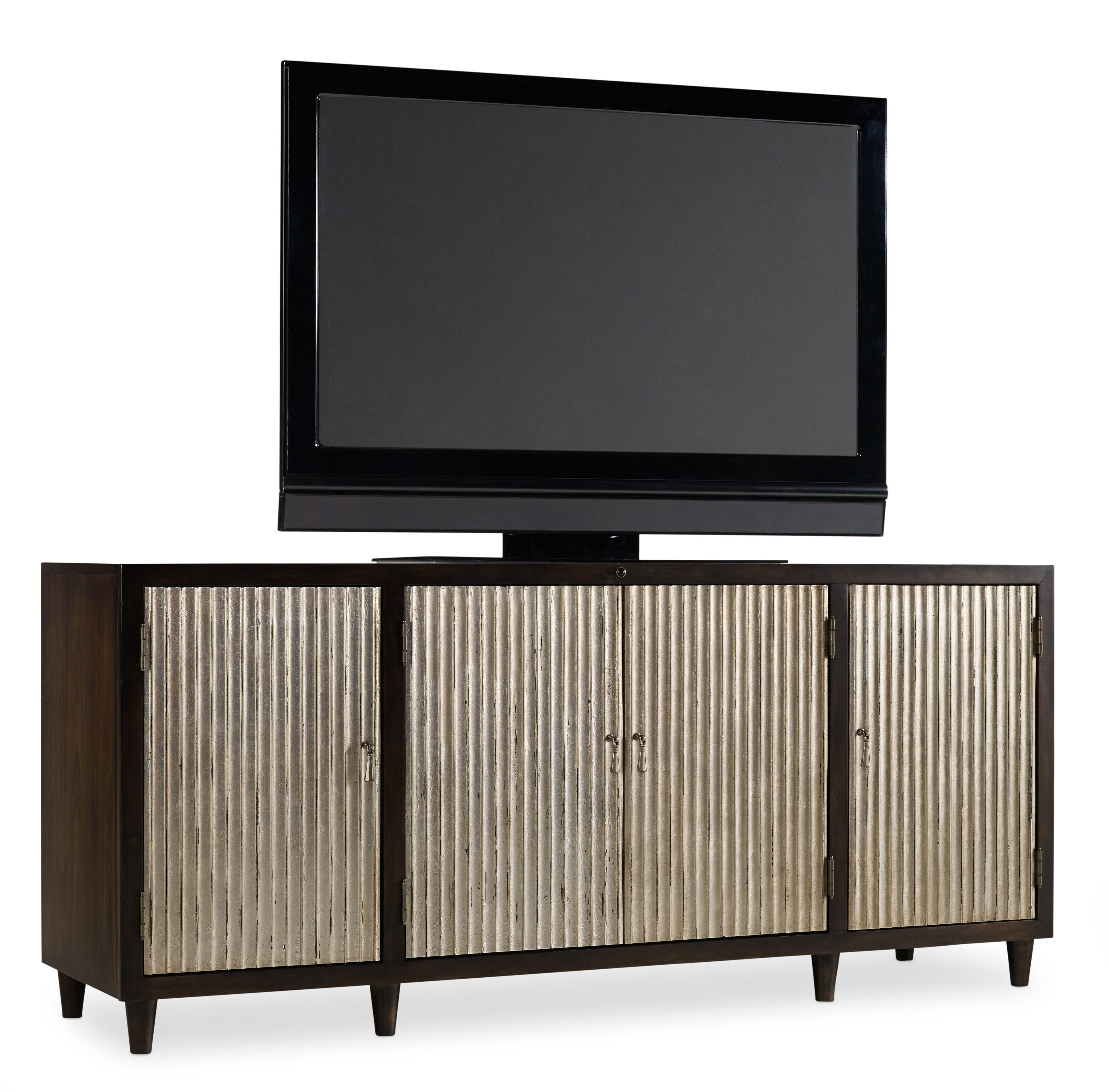 Hooker Furniture Mélange Manhattan Console - Item Number: 638-55017