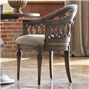 Hooker Furniture Mélange Cambria Chair - Item Number: 638-75005