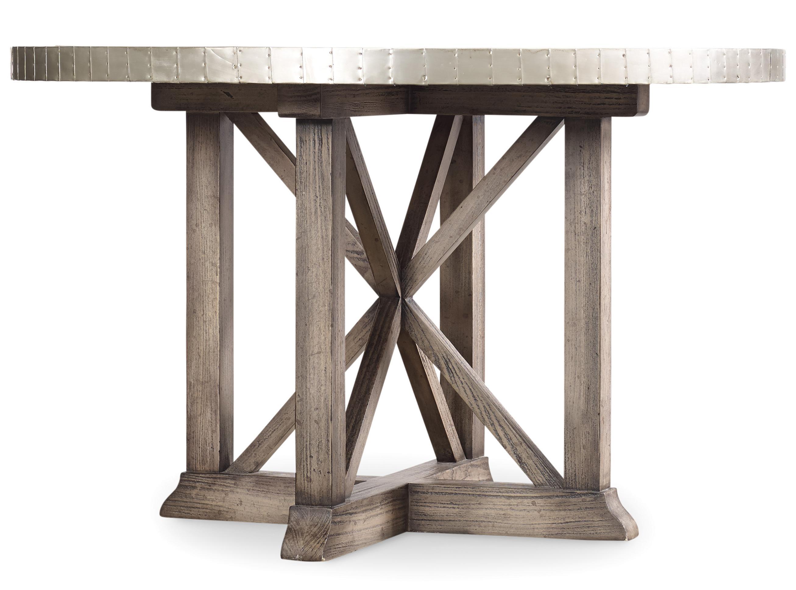 Hooker Furniture Mélange Bentley Table - Item Number: 638-75009