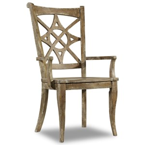 Hooker Furniture Mélange Rafferty II Arm Chair