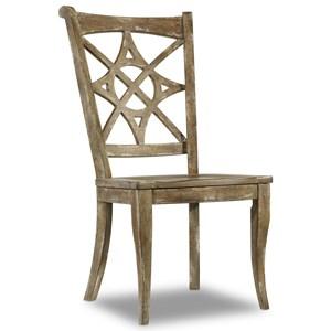 Hooker Furniture Mélange Rafferty II Side Chair