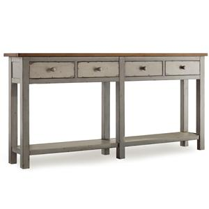 Hooker Furniture Mélange Ramsay Hall Console