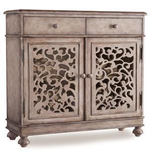 Hooker Furniture Mélange Filigree Hall Chest