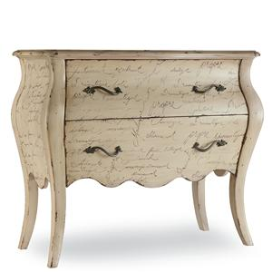 Hooker Furniture Mélange L'Inspiration Script Chest
