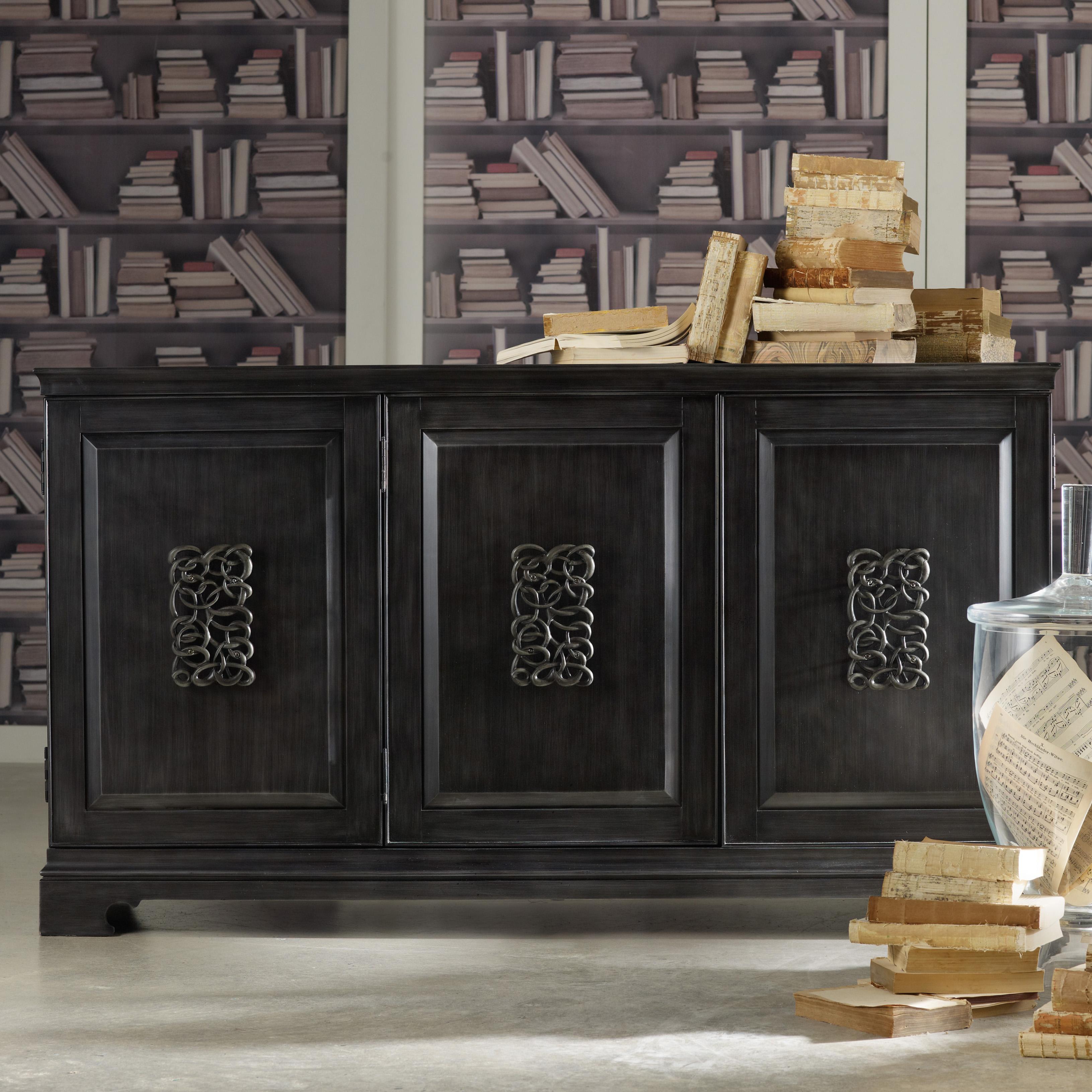Hooker Furniture Mélange Brockton Credenza - Item Number: 638-85056