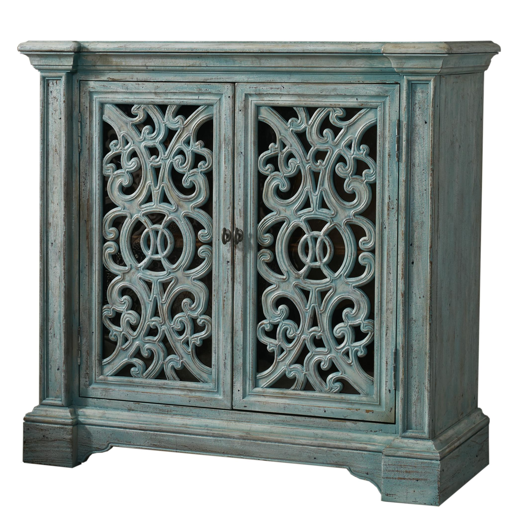 Hooker Furniture Mélange Artesia Chest - Item Number: 638-85077