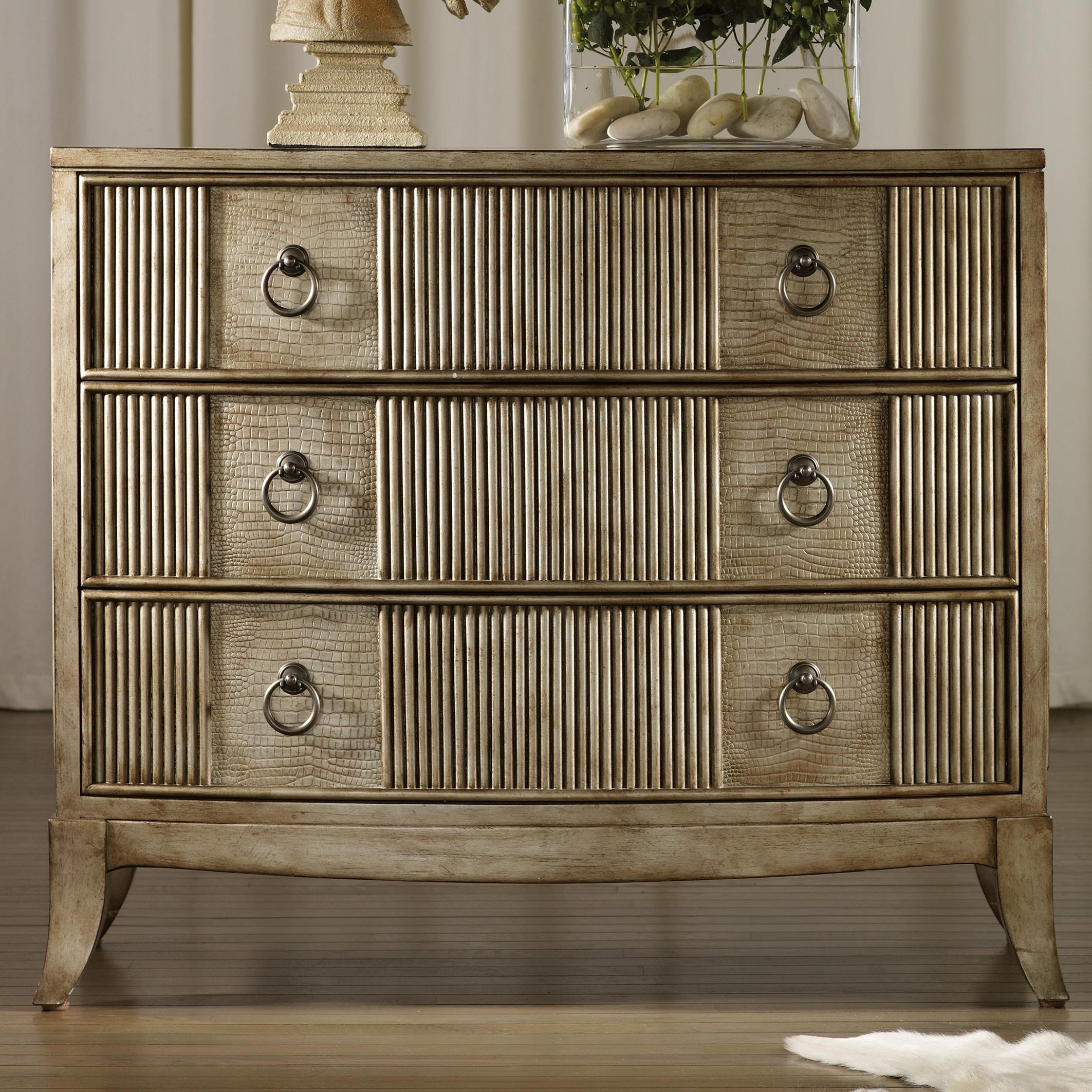 Hooker Furniture Mélange Latico Chest - Item Number: 638-85085