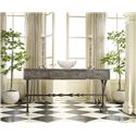 Hooker Furniture Mélange Ravenna Console Table with 3 Drawers