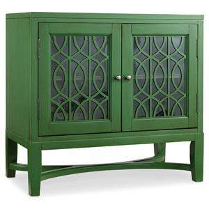 Hooker Furniture Mélange Emerald Fretwork Chest