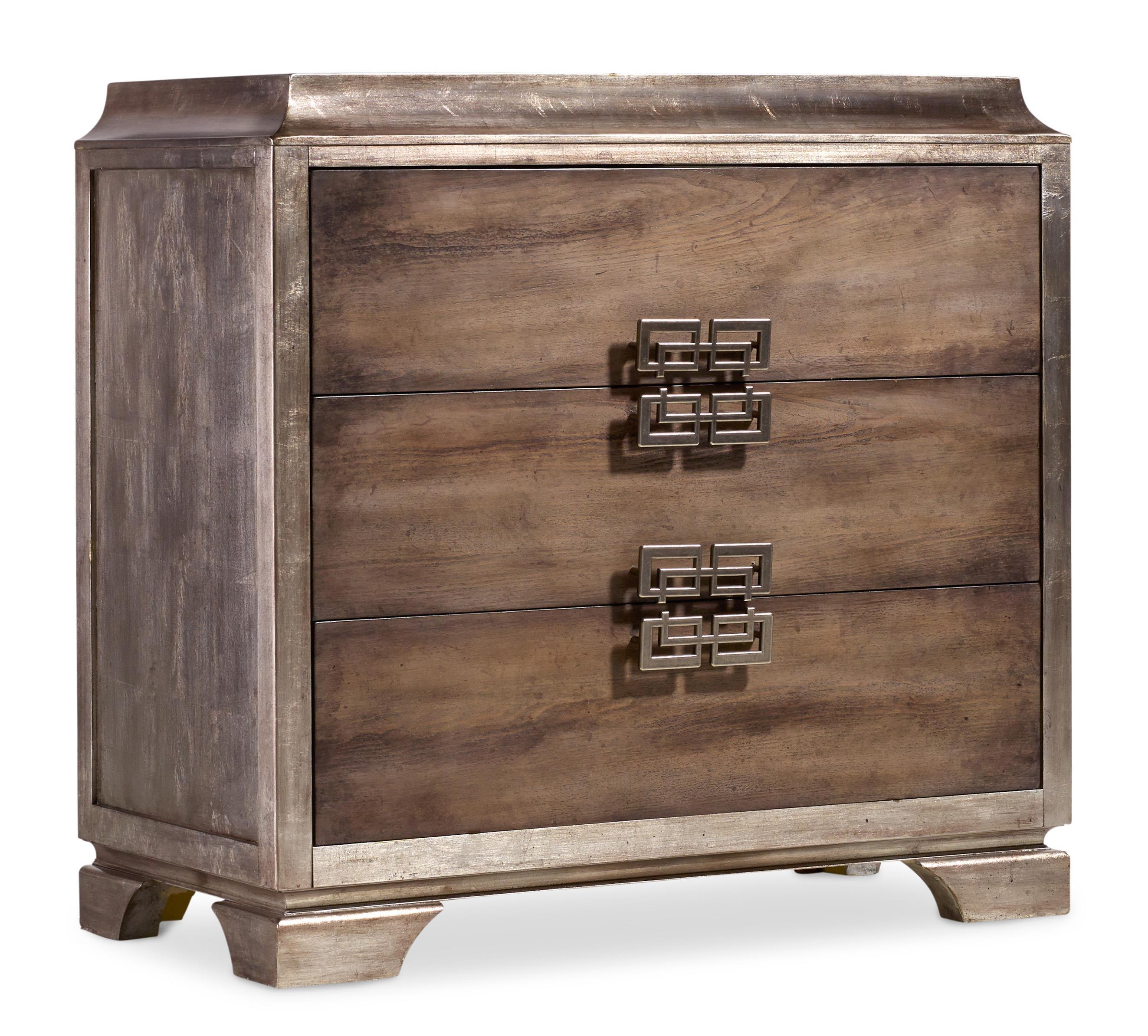 Hooker Furniture Mélange Lambert Chest - Item Number: 638-85136