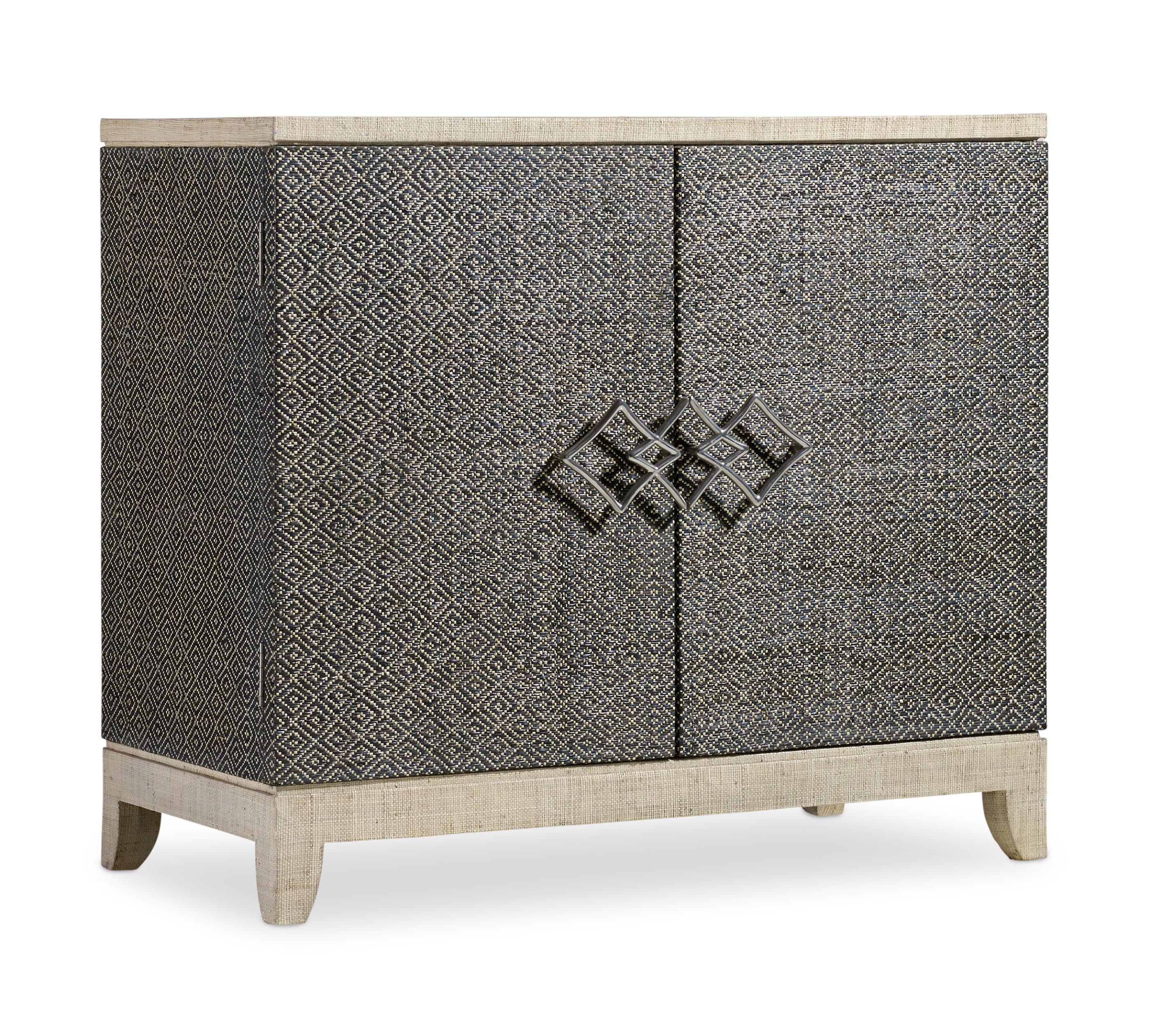 Hooker Furniture Mélange Ziva Console - Item Number: 638-85152