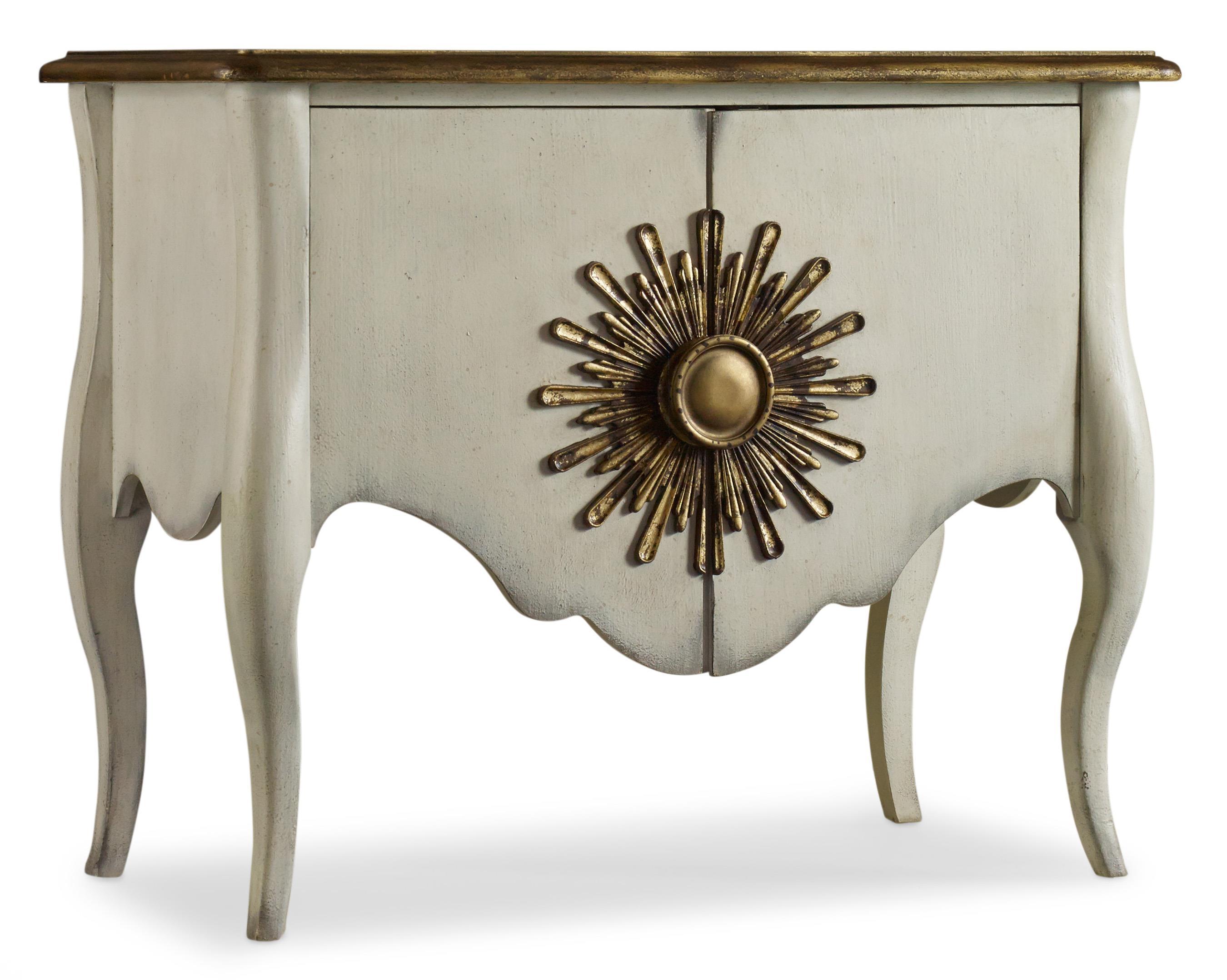Hooker Furniture Mélange Beaumarchais Chest - Item Number: 638-85158